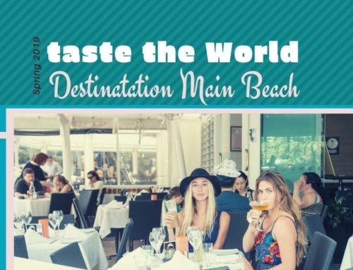 DESTINATION MAIN BEACH -Taste Tedder A Villager Experience